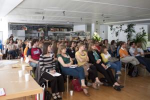 Über 80 Teilnehmer kamen nach Ulm.© Celestina Filbrandt