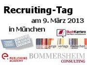 Recruiting Day (© Buchakademie)