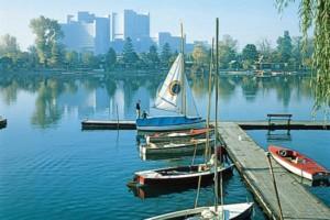Lieblingsort Alte Donau