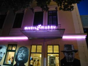 Musil-Haus in Klagenfurt