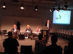 Chris Bauerle spricht im Business Club © Timo S.