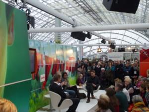 Preisträger der Leipziger Buchmesse © Marcella Melien