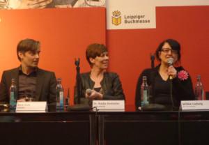 René Kohl, Dr. Nadja Kneissler, Wibke Ladwig © Sandra van Lente