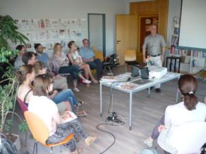 Karsten Knigge stellt den kidsgo Verlag vor