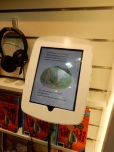 Enhanced E-Book aus der Reihe 'Leserabe' des Ravensburger Buchverlags © Alexa Kreßmann