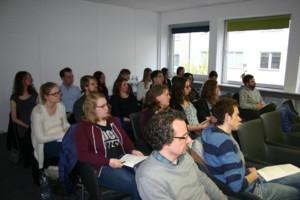 """Info-Abend der JVM Bielefeld zum Thema """"Berufsbild: freies Lektorat"""""""