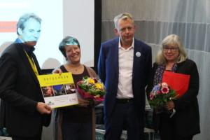 """Gewinner des Wettbewerbs """"Die schönste Gastlandbuchhandlung"""" ©Anika Andreßen"""