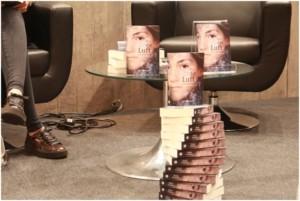 Das Cover des Debutromanes ©Katharina Muschiol