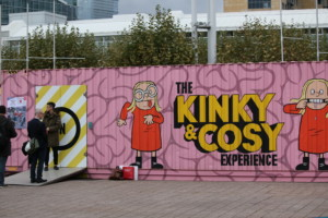 Kinky and Cosy-Experience-Container ©Anika Andreßen