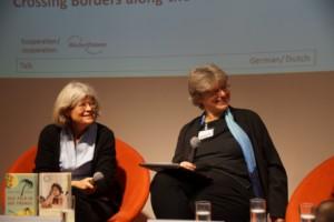Eva Cossee und Doris Hermanns  ©Sandra van Lente